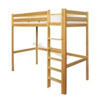 Łóżko piętrowe pojedyńcze